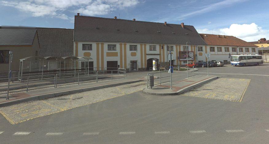 Po stopách historie Šternberka 2017 - autobusové spojení na zastávku Dvorská
