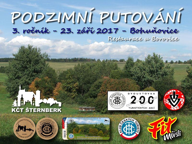 Podzimní putování 3. ročník - 23.9.2017