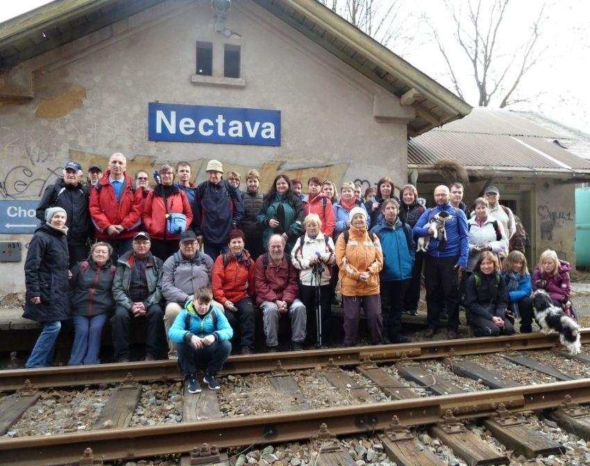 Napoleonskou cestou z Nectavy