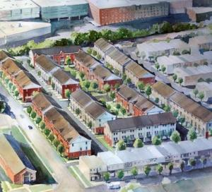 Greektown Redevelopment Project