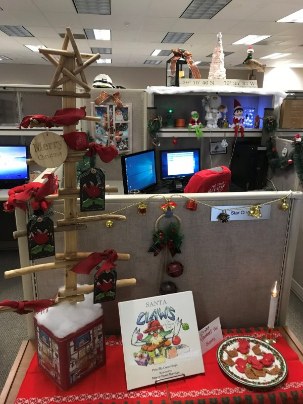 Cubicle contest 1