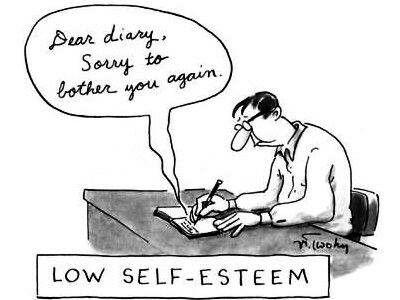 Низкая самооценка: дорогой дневник
