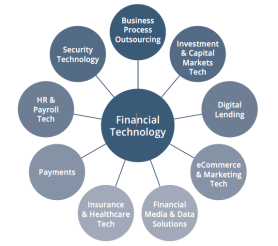 Fintech segments S&P global