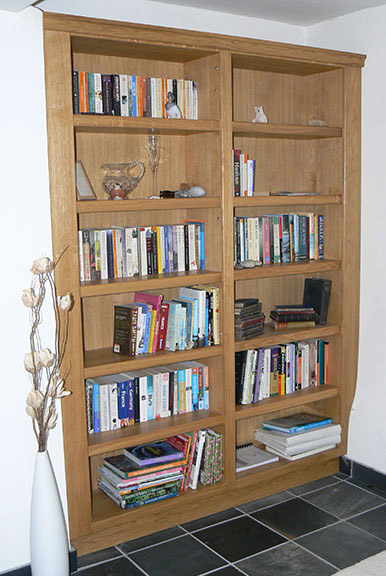 Custom Fit Bookcase