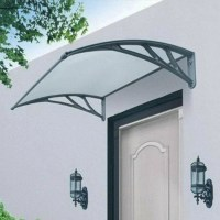 Door Canopy Roof Shelter Awning Shade Rain Cover Porch ...
