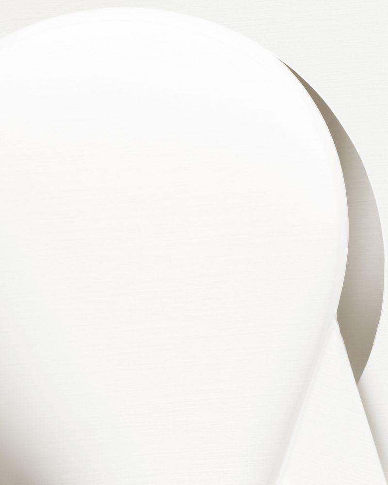 p.corsinelabedoli Raso seta Grigio Scuro Pois Bianco Nodo Bianco Lucido 50 x 40 cm 2015