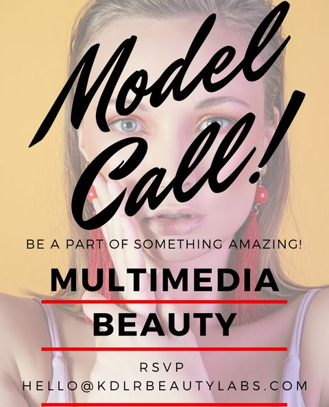 Tampa makeup model call