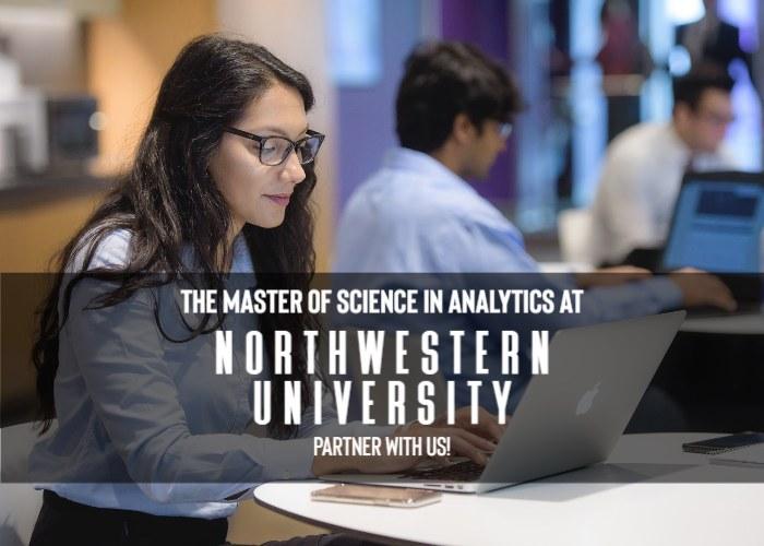 Northwestern Ms Analytics