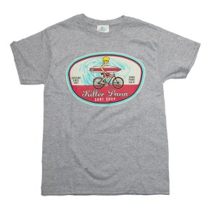 Surf Bike kids tee