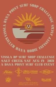 Dana Point Surf Shop Challenge