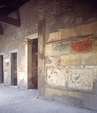 The Frescoes of Pompeii  Interior Decoration in Ancient ...