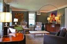 1960s Mid Century Modern Home Interior