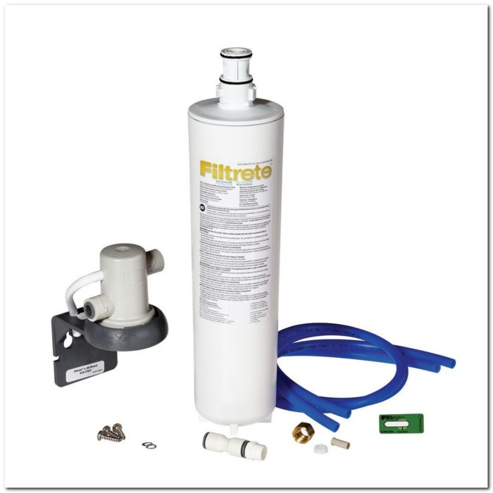Filtrete Under Sink Water Filter Home Depot  Sink And