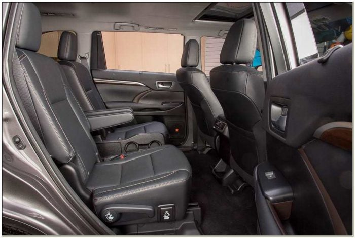 Ford Flex With Captains Chairs  Chairs  Home Decorating