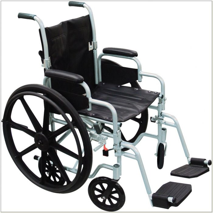 Transport Wheelchair With Removable Arms  Chairs  Home