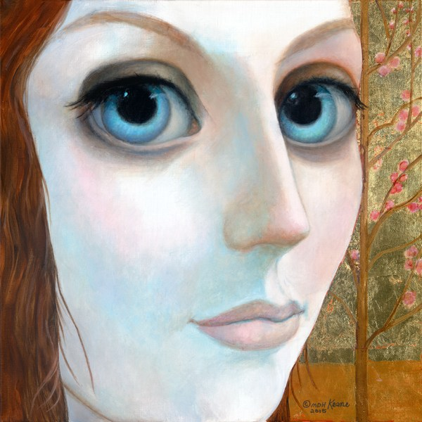 Paintings Keane Eyes