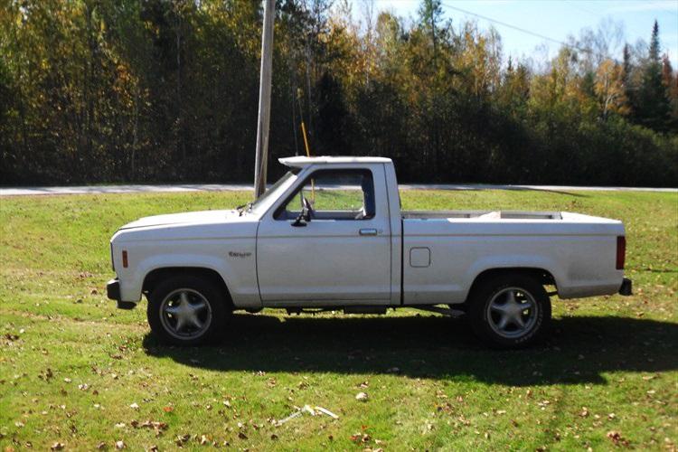 ford 1988 car
