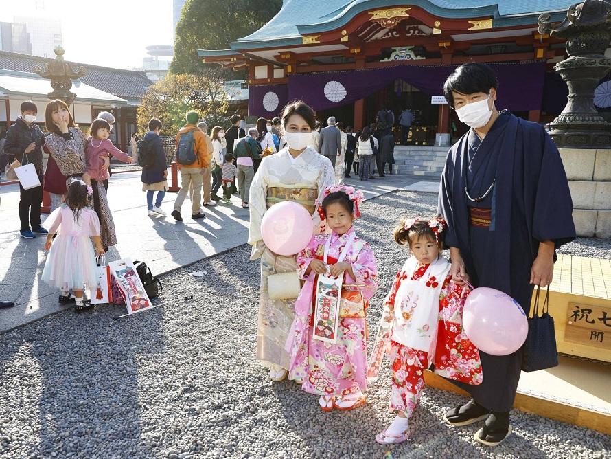 japan family matsuri festival