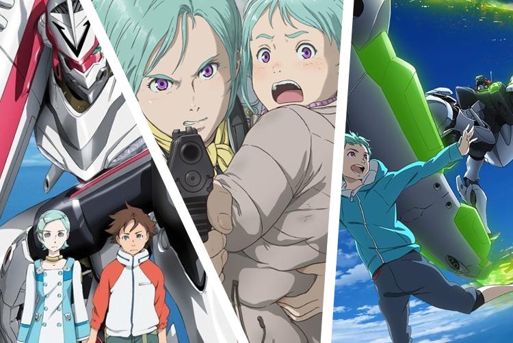eureka seven anime watch order