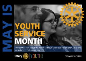 Youth Service Month
