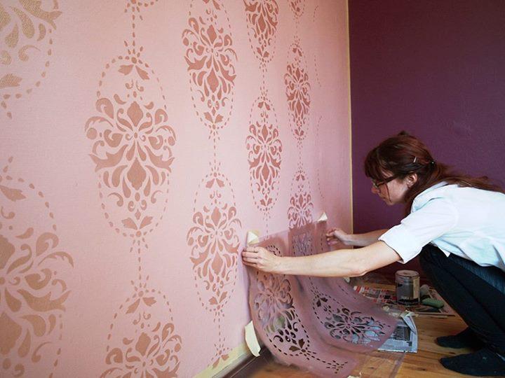 wallstencilstickerparetemurocasadecorazionerullo05