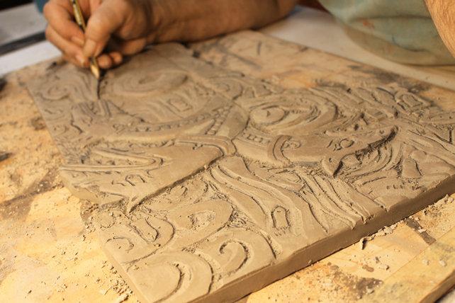 Le ceramiche artistiche di G Vega piastrelle decorazioni