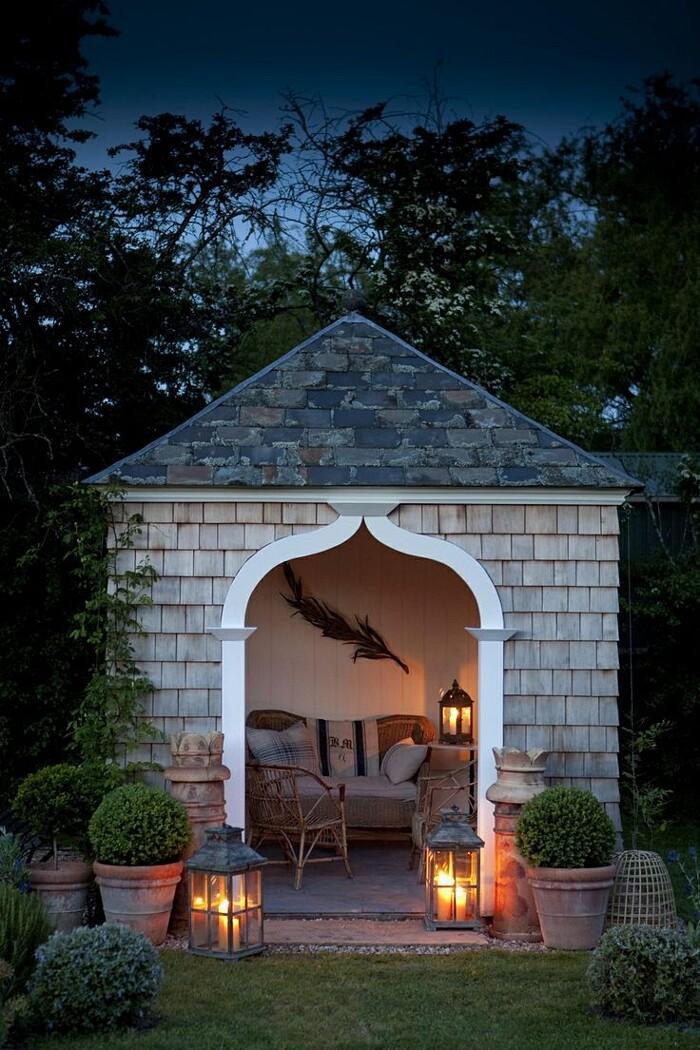 14 esempi di angolo relax da giardino che avrete voglia di costruire  KEBLOG