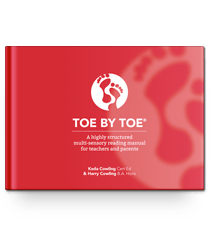 What is Toe By Toe? The solution to reading difficulties