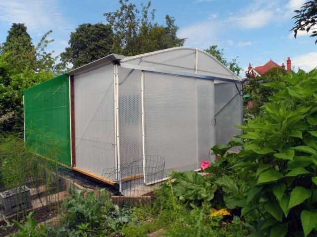 Colin And His Team Are Constantly Investigating Ways Of Developing The Keder Greenhouse System To Further Enhance Areas Such As This And To Achieve The