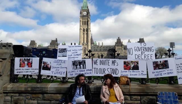 solidarite nuriye semih canada ottawa