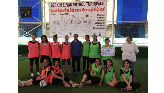 solidarite nuriye semih equipe foot femme kartal haziran