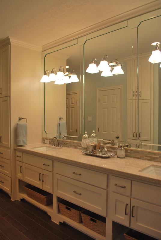 Bathroom Renovation Cypress Lakewood ForestKeechi Creek Builders