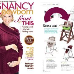 Keekaroo High Chair Vintage Vanity Height Right With Infant Insert Preg Newborn Nov2011 Georgia Fam July2011 Bumptobaby 2014