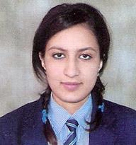 Shreya Chauhan, Class X, Bluebells Public School