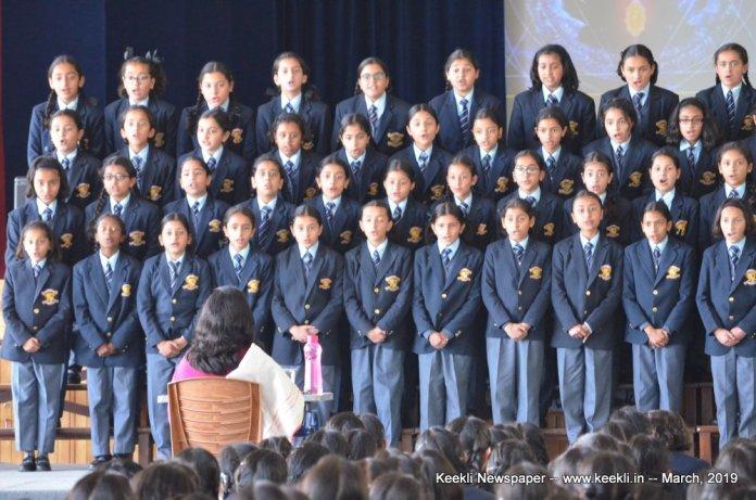 Poetry - Loreto Convent Tara Hall Shimla