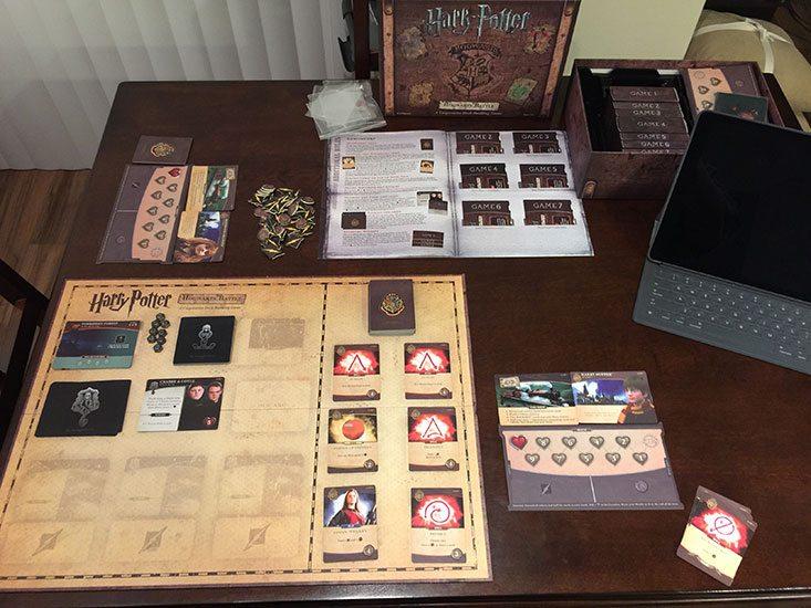 Harry Potter Hogwarts Battle Review  Keen and Graevs Video Game Blog