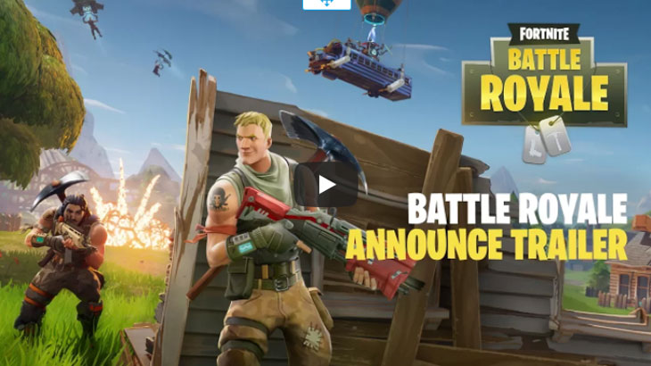 Fortnite Battle Royale Keen And Graevs Video Game Blog