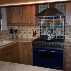 Wall Tiles For Kitchen Tuscan Canisters