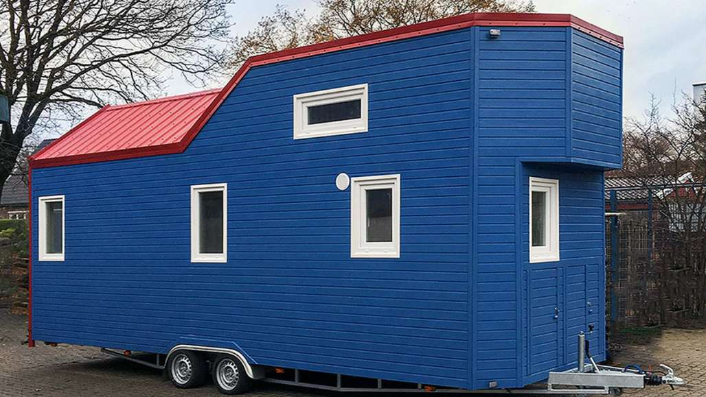 Architecture Students Models On Display At Tiny House