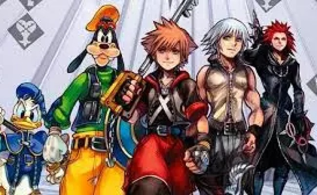 Ranking The Kingdom Hearts Games From Worst To Best