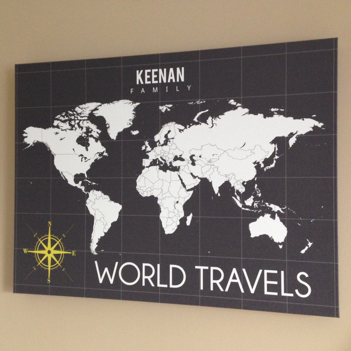 paperRamma personalized travel map