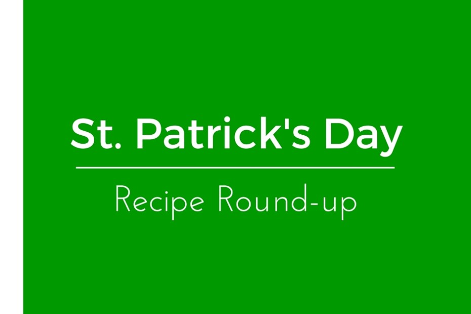 St. Paddy's Day recipes