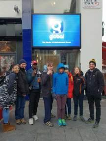 Global Studios visit