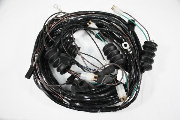 1966 Diagram Electrical Wiring Davies Corvette Parts Accessories