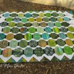 Patchouli Moon Studio Chinese Lantern Quilt Finally Finished