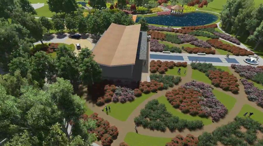 Rose Garden Concept Video