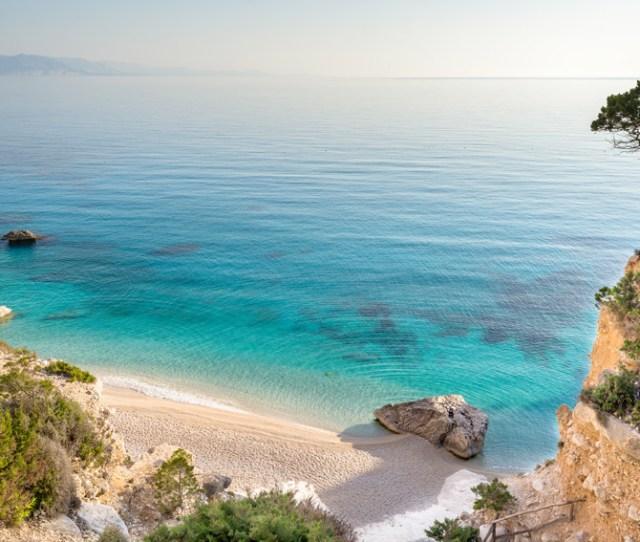 Best Sardinia Beaches Cala Goloritze Beach Baunei Sardinia
