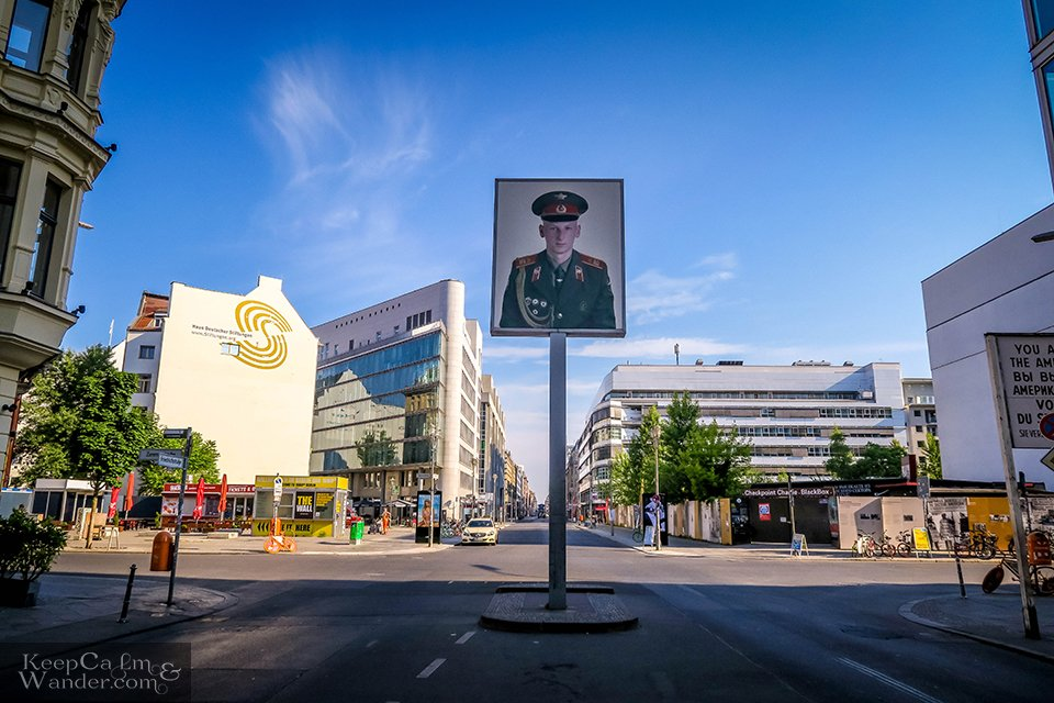 Things to do in Berlin Soldier portrait