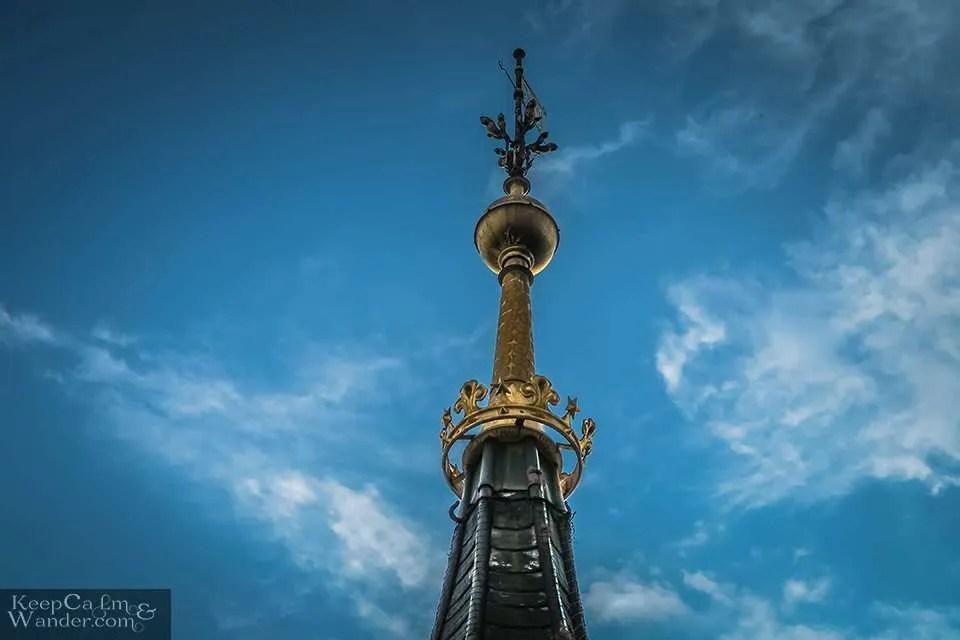 City fo Spires Praha Europe Travel
