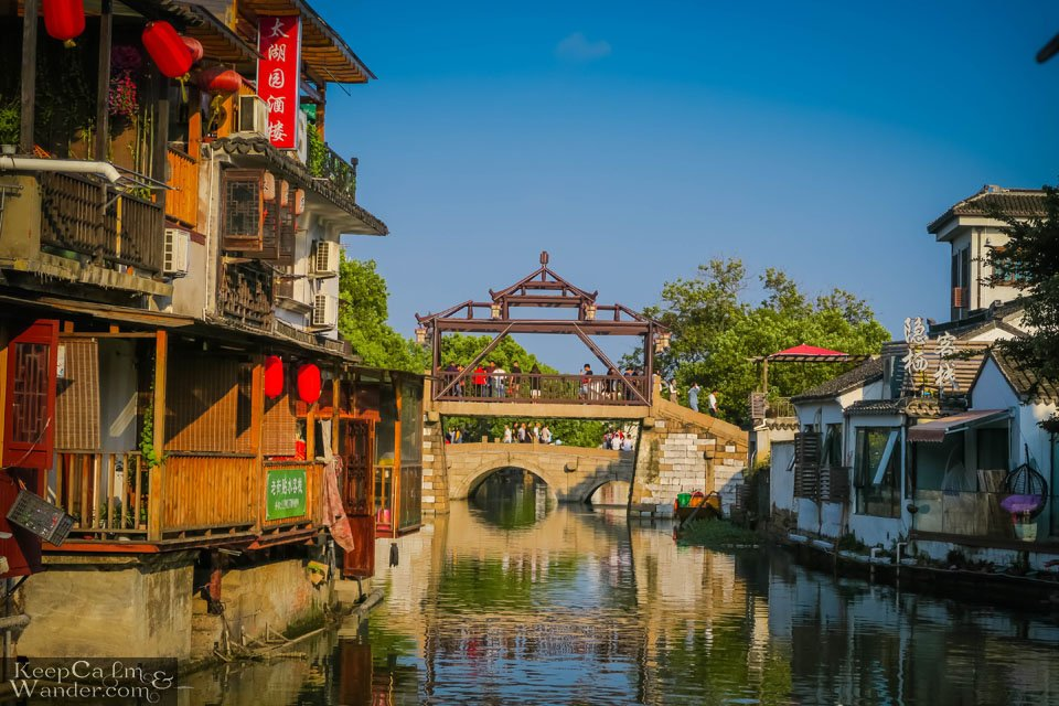 Tourist Attractions in Suzhou